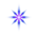 download Fire Star clipart image with 225 hue color