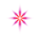 download Fire Star clipart image with 315 hue color