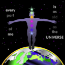 download Universe clipart image with 225 hue color