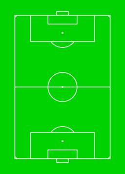 مكونات كرة القدم