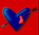 Remixed Pierced Heart