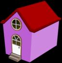 A Little Purple House
