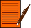 Paper Write Pen