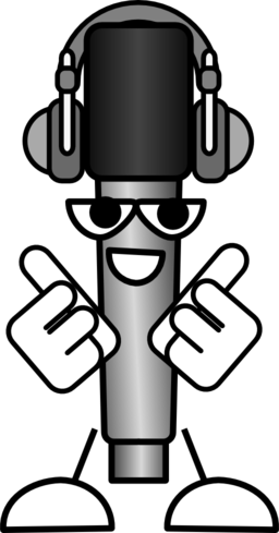 Mike The Mic With Headphones