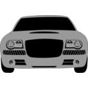 download Grey Car clipart image with 225 hue color
