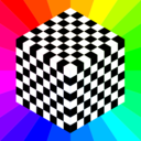 3d Chessboard 8 Squares