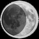 Weather Icon Crescent