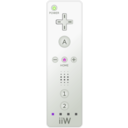 download Wiimote clipart image with 90 hue color