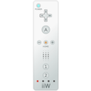 download Wiimote clipart image with 180 hue color