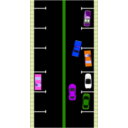 download Parallel Parking clipart image with 45 hue color