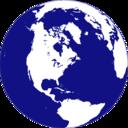 Northern Hemisphere Globe