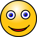 Emoticons Smiling Face