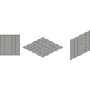 How Make Isometric Tile
