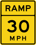 Ramp Speed 30