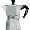 download Coffee Maker clipart image with 45 hue color