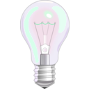 download Light Bulb clipart image with 90 hue color