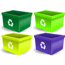 download Recycling Reciclagem clipart image with 45 hue color