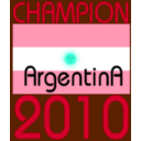 download Argentina clipart image with 135 hue color