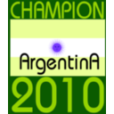 download Argentina clipart image with 225 hue color