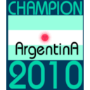 download Argentina clipart image with 315 hue color