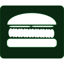 download Hamburger Icon clipart image with 135 hue color