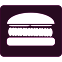 download Hamburger Icon clipart image with 315 hue color