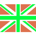 download Uk Flag clipart image with 135 hue color