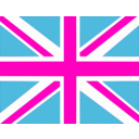 download Uk Flag clipart image with 315 hue color
