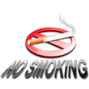 No Smoking 3d