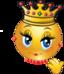 clipart-queen-smiley-emoticon-64x64-9910
