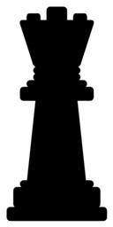 Chesspiece Queen