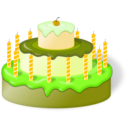 download Cake clipart image with 45 hue color