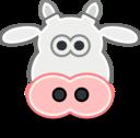 Tango Style Cow Head