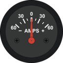 Automotive Amp Meter