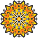 Mandala Yellow