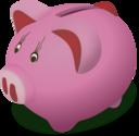 Piggybank Pink