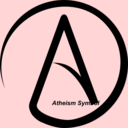 Atheism Symbol A In Circle
