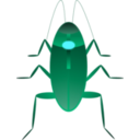 download Cockroach Cucaracha clipart image with 135 hue color