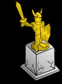 Rpg Map Symbols Statue