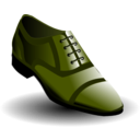 download Brown Shoes clipart image with 45 hue color