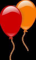 Two Ballons