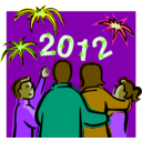 download 2012 At Night Celebration clipart image with 45 hue color