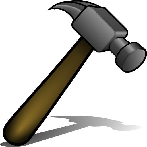 Hammer clipart i2clipart royalty free public domain for Embed a forum into your website