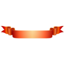 Burned Orange Ribbon