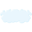 Blue Clouds Clipart