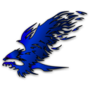 download Fenix clipart image with 225 hue color