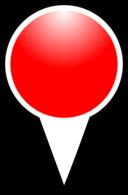 Squat Marker Red