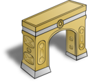 Rpg Map Symbols Arch