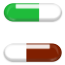 download Pills clipart image with 135 hue color