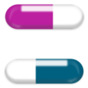 download Pills clipart image with 315 hue color
